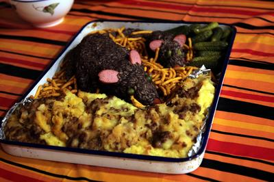 Rice And Beans Rats