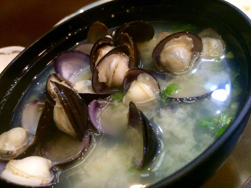 Shijimi Miso Soup