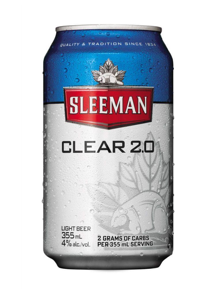 Sleeman Clear Beer