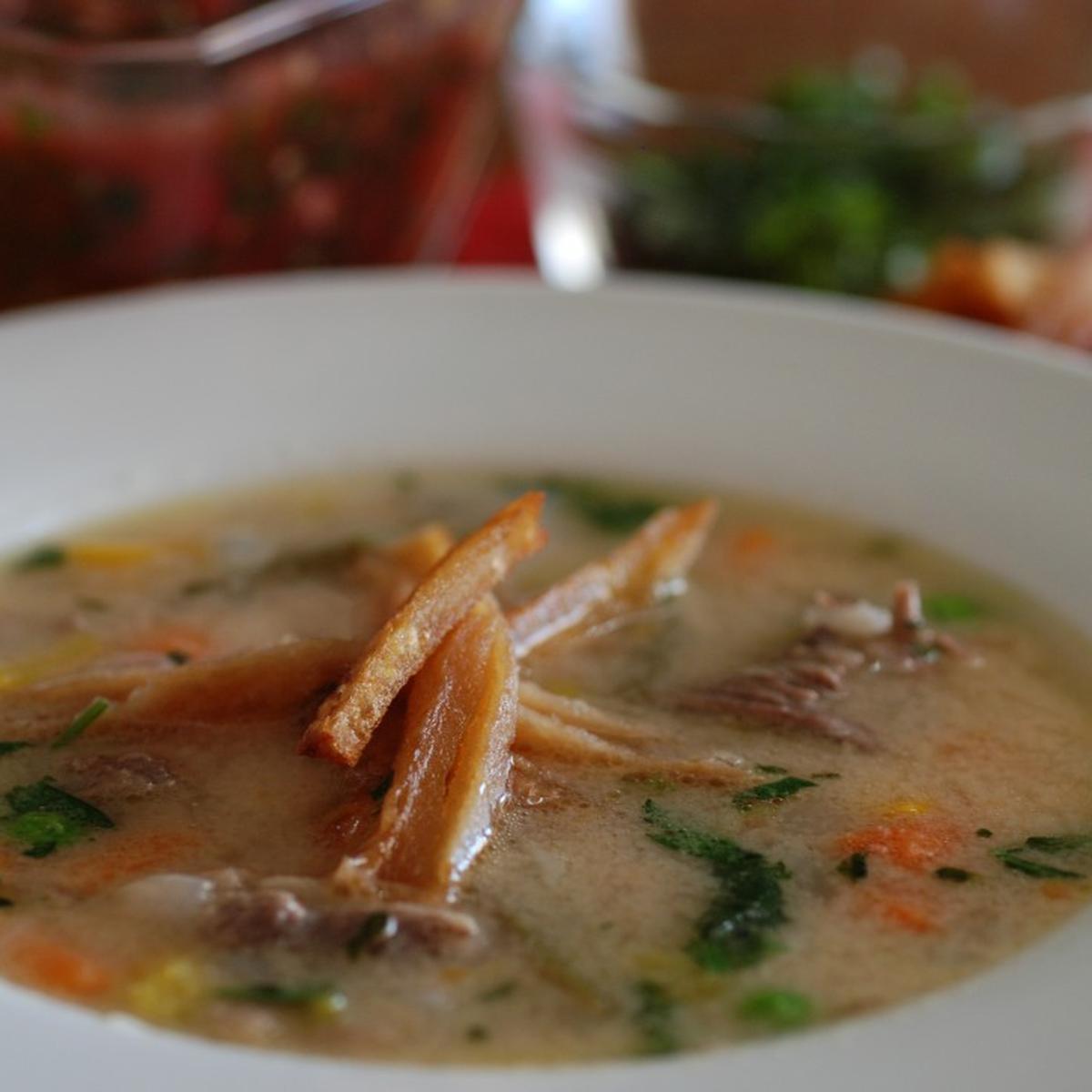 Sopa De Mani
