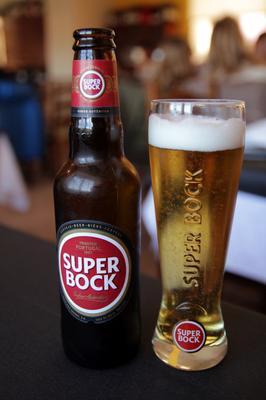 Super Bock Beer