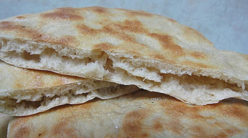 Syrian Pita Bread