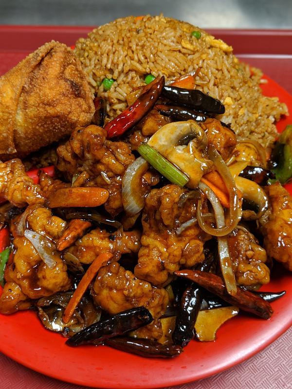 Ta Chien Chicken