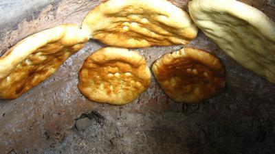 Tandoor Bread