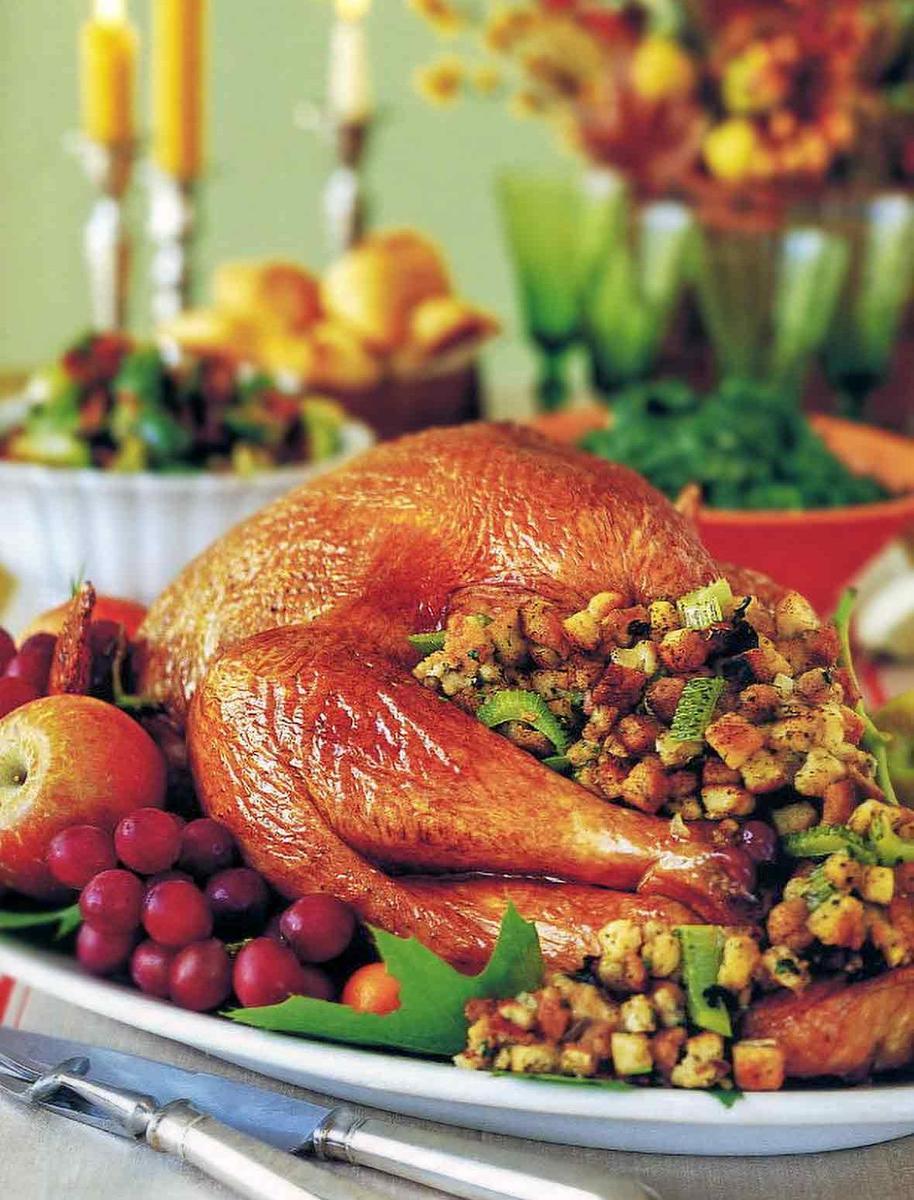 Thanksgiving Roasted Turkey