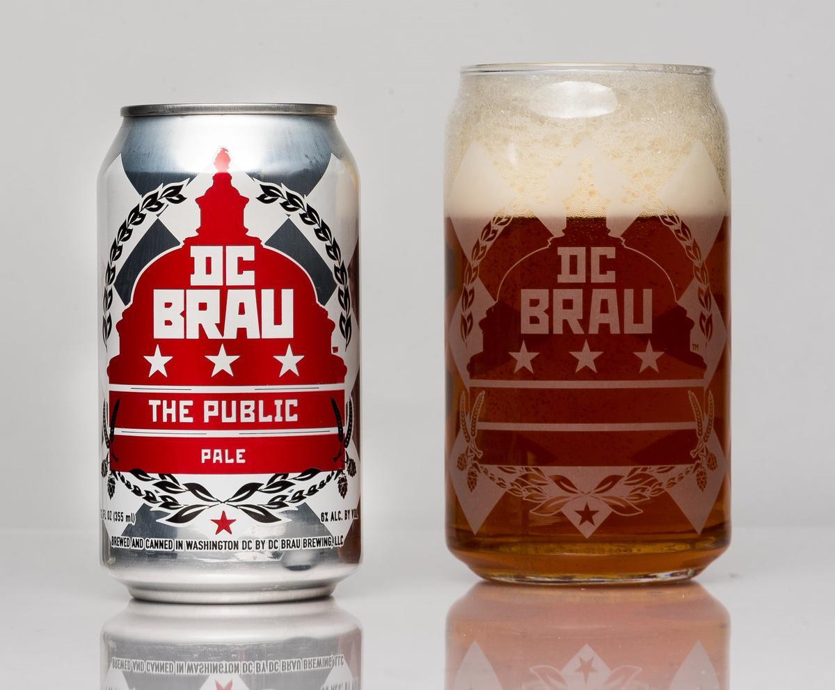The Public Pale Ale Beer