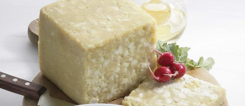Tyrolean Grey Cheese