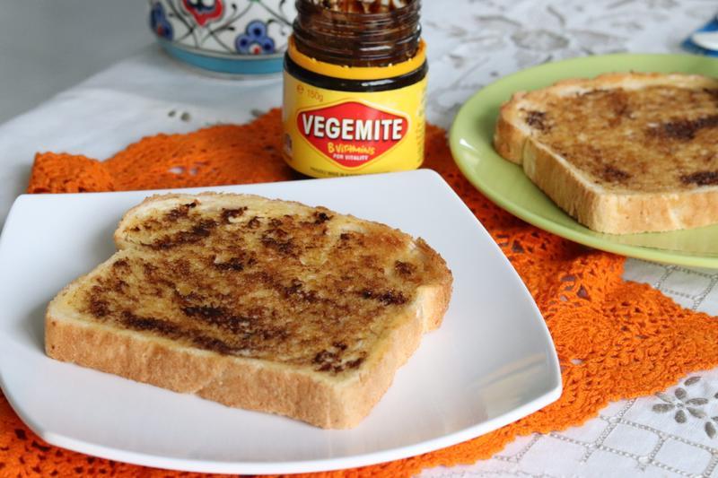 Vegemite On Toast