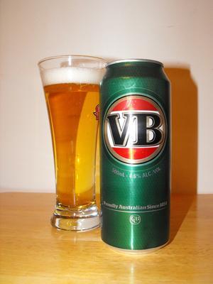 Victoria Bitter B (Vb)