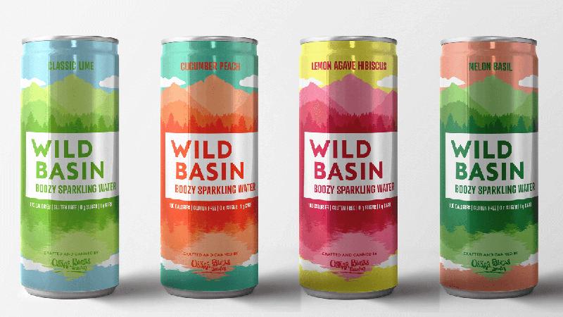 Wild Basin Hard Seltzer